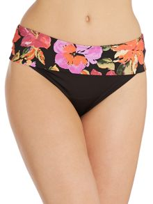 Fantasie Boracay classic fold brief