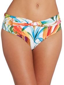 Boca Chica twist front classic brief
