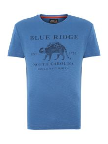 Ridge Graphic Tee