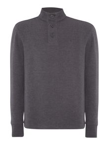 Army & Navy Wilfed Ribbed Jumper