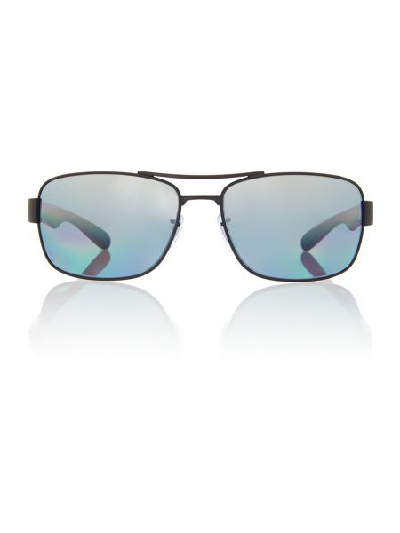 Ray-Ban 0RB3522 Square Sunglasses
