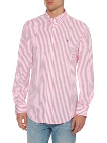 Bengal Stripe Custom Fit Shirt