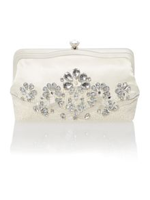 Lux clutch bag