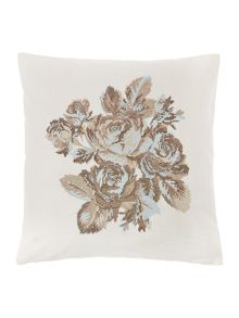 Shabby Chic Needlepoint cushion