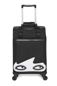 Doll face upright trolley case 55cm