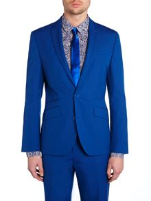 Landon Slim fit Notch Lapel Suit Jacet