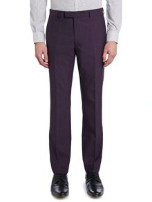 Earl slim fit suit trousers