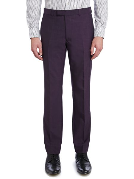 Kenneth Cole Earl slim fit suit trousers
