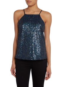 Cami sequin top