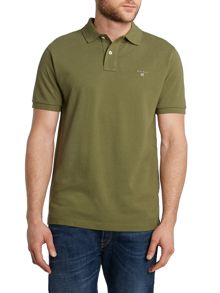 Regular Fit Pique Polo Shirt