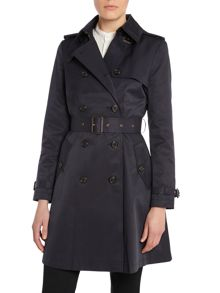 Lauren Ralph Lauren Skirted trench coat