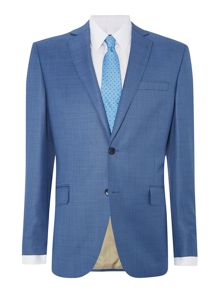 Abaco Sharkskin SB2 Notch Suit Jacket
