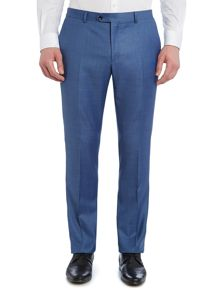 Abaco Sharkskin Flat Front Trousers