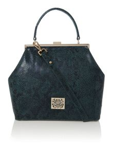 Astella frame handbag