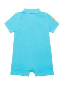 Boy`s shortie bodysuit