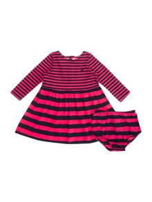 Girl`s multi stripe skirt