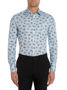 Safari Slim Fit Shirt