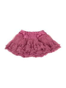 perfecta mini tulle skirt
