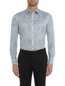 Liberty Paisley Slim Fit Shirt