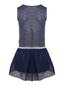 Girls petrice kids drop waist dress