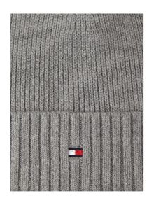 Cotton Cashmere Beanie Hat