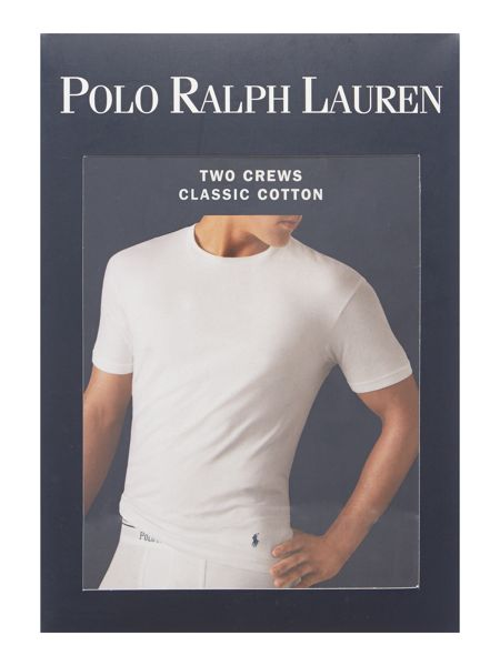 Polo Ralph Lauren 2 pack underwear T-shirt set