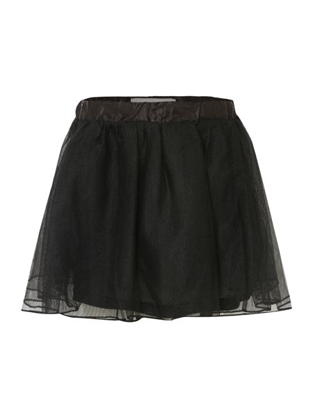 name it Girls Chiffon Layered Skirt