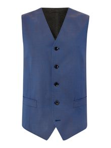 Simon Carter Two Tone Tonic Slim Fit Waistcoat