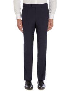 Simon Carter Textured regular fit trousers
