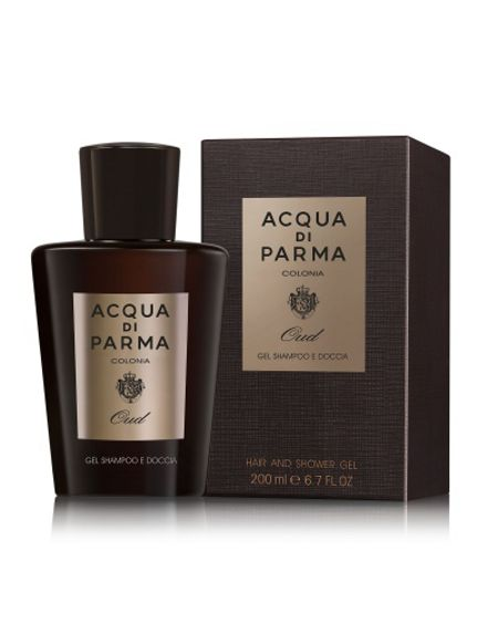 Acqua Di Parma Colonia Oud Hair & Shower Gel 200ml