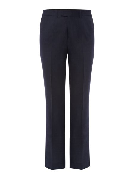 Simon Carter Twill regular fit suit trousers