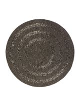 Linea Halo Set Of 2 Placemats Pewter