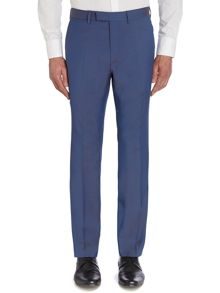 Twill Regular Fit Suit Trousers