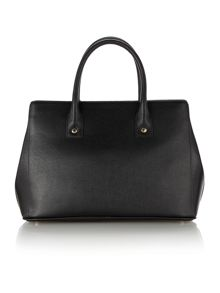 Linda black small tote