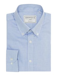 Howick Tailored Decorah Button Down Oxford Shirt