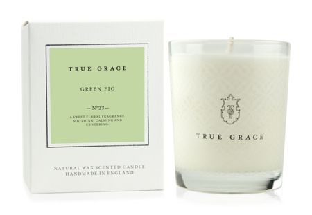 True Grace Village Green Fig Classic Candle