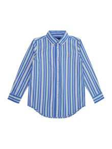 Polo Ralph Lauren Boys Multi Stripe Shirt