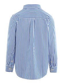 Boys Multi Stripe Shirt