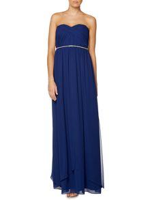 Bridesmaid Multi Way Dress Embellished Waist