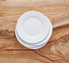 Linea Luna rim side plates set of 4