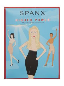 Spanx Super higher power panties