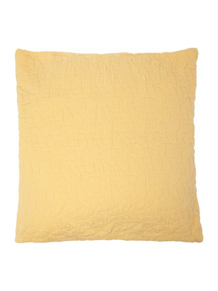 Dickins & Jones LEAF STONE WASH SHAM