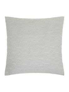 Grey matalasse cushion