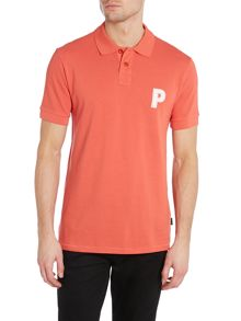 Big P Logo Polo