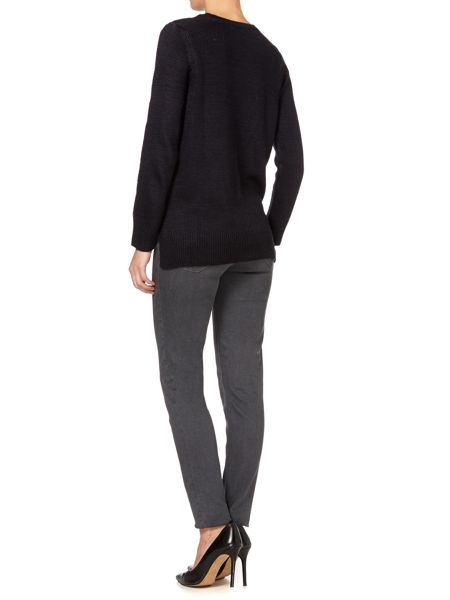 Pied a Terre Honeycomb knit