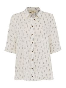 Valley folk essential blouse