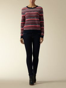 Boutique Fairisle Sweater