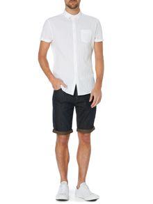 Tuscon light weight textured short sleeve shirt