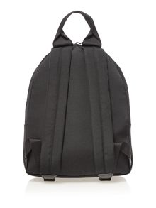 Black hands backpack