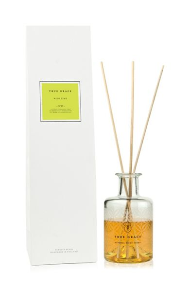 True Grace Village Wild Lime Reed Diffuser - 200ml